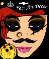 FACE ART DECOR -  BUCCANEER