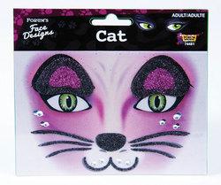 FACE ART DECOR -  CAT -  CAT