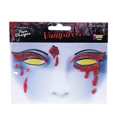 FACE ART DECOR -  VAMPIRE
