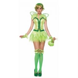 FAIRY -  MISS PIXIE TUTU (ONE SIZE - UP TO 14-16)
