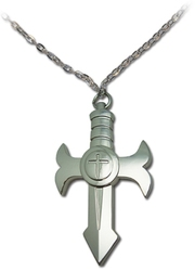 FAIRY TAIL -  GREY FULLBUSTER NECKLACE