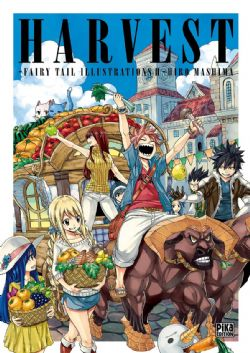 FAIRY TAIL -  HARVEST - FAIRY TAIL ILLUSTRATIONS