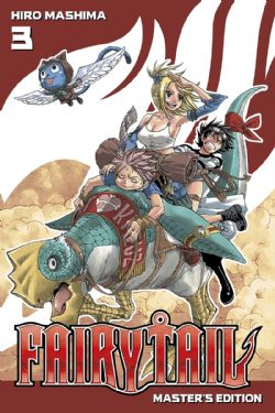 FAIRY TAIL -  MASTER'S EDITION (ENGLISH V.) 03