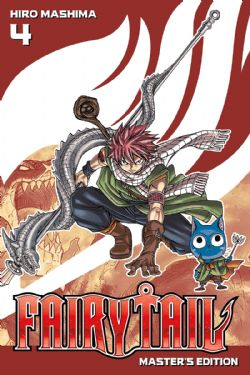 FAIRY TAIL -  MASTER'S EDITION (ENGLISH V.) 04