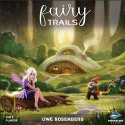 FAIRY TRAILS (FRENCH)