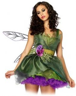 FAIRY -  WOODLAND FAIRY COSTUME (ADULT)