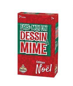 FAIS MOI UN DESSIN & MIME -  ÉDITION DE NOËL
