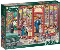 FALCON DE LUXE -  THE TOY SHOP (1000 PIECES)