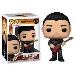 FALL OUT BOY -  POP! VINYL FIGURE OF PETE WENTZ (4 INCH) 211