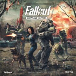 FALLOUT -  WASTELAND WARFARE (ENGLISH)