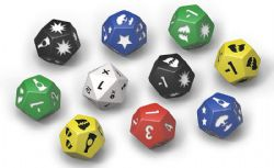 FALLOUT : WASTELAND WARFARE -  EXTRA DICE SET