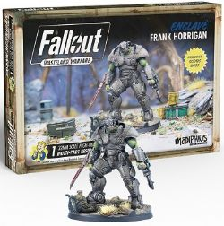 FALLOUT : WASTELAND WARFARE -  FRANK HORRIGAN (ENGLISH) -  ENCLAVE