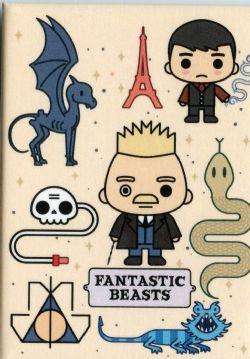 FANTASTIC BEASTS -