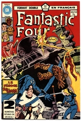 FANTASTIC FOUR -  ÉDITION 1980 109/110