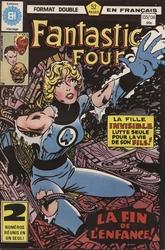 FANTASTIC FOUR -  ÉDITION 1982 135/136