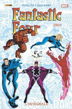 FANTASTIC FOUR -  INTÉGRALE 1967 (EDITION 2021)