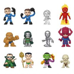 FANTASTIC FOUR -  MYSTERY MINI FIGURE (1 1/2 INCH)