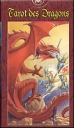 FANTASTIC TAROT -  DRAGONS TAROT (FRENCH)
