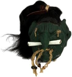 FANTASY -  GOBLIN SHRUNKEN HEAD
