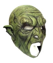 FANTASY -  GREEN BEASTIAL ORC MASK