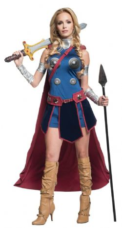 FANTASY -  VALKYRIE COSTUME (ADULT)