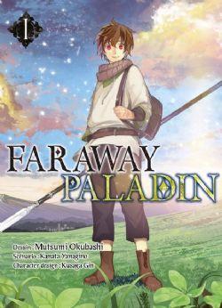 FAR AWAY PALADIN -  (FRENCH V.) 01