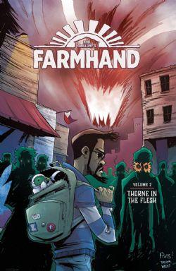 FARMHAND -  TORNE IN THE FLESH TP 02