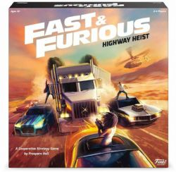 FAST AND FURIOUS - HIGHWAY HEIST