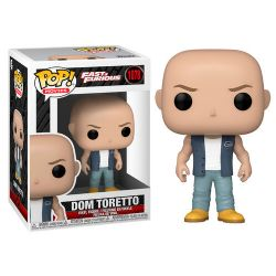 FAST AND FURIOUS -  POP! VINYL FIGURE OF DOMINIC TORETTO (4 INCH) 1078