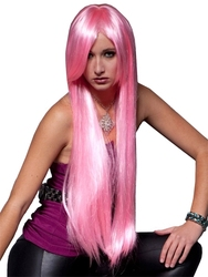 FATE WIG - ANIME STYLE - CANDY PINK -  FATE