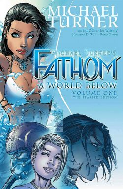 FATHOM -  WORLD BELOW STARTER EDITION TP 01