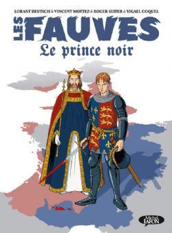 FAUVES, LES -  LE PRINCE NOIR 02