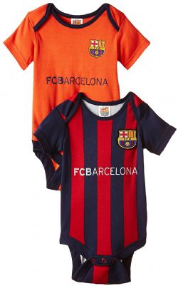 FC BARCELONA -  2 PIECES CREEPER SET