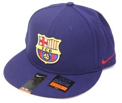 FC BARCELONA -  ADJUSTABLE HAT