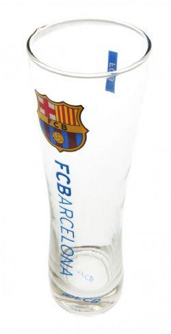FC BARCELONA -  PILSNER GLASS