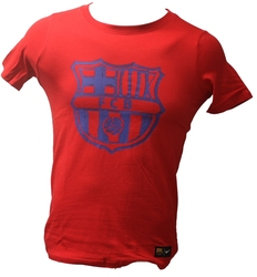 FC BARCELONA -  RED T-SHIRT
