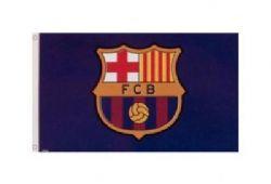 FC BARCELONA -  VERTICAL FLAG (3' X 5')
