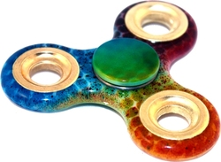 FIDGET - HAND SPINNERS -  BASIC FIDGET SPINNER - SPLASH