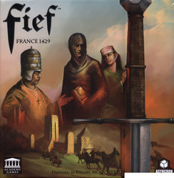 FIEF -  FIEF - FRANCE 1429 (ENGLISH)
