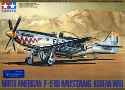 FIGHTER -  NORTH AMERICAN F-51D MUSTANG