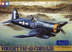 FIGHTER -  VOUGHT F4U-1D CORSAIR 1/48 (CHALLENGING)