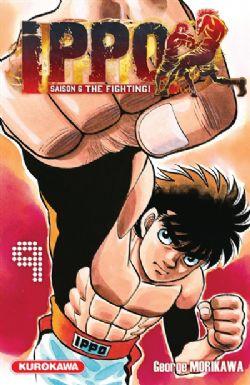 FIGHTING SPIRIT (HAJIME NO IPPO) -  (FRENCH V.) 9 -  SAISON 6 - THE FIGHTING 118