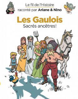 FIL DE L'HISTOIRE, LE -  LES GAULOIS : SACRÉ ANCÊTRES! 03