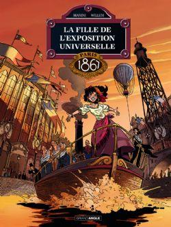 FILLE DE L'EXPOSITION UNIVERSELLE, LA -  PARIS 1867