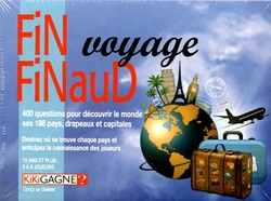 FIN FINAUD -  VOYAGE (FRENCH)