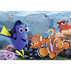 FINDING NEMO -  ALWAYS SWIMMING (2X24 PIECES) - 4+ -  FINDING DORY