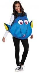 FINDING NEMO -  DORY COSTUME (ADULT) -  FINDING DORY