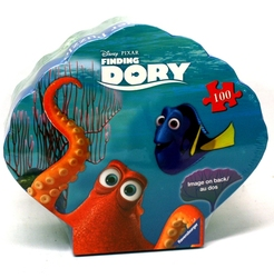 FINDING NEMO -  FINDING DORY (108 PIECES) -  FINDING DORY