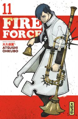 FIRE FORCE -  (FRENCH V.) 11