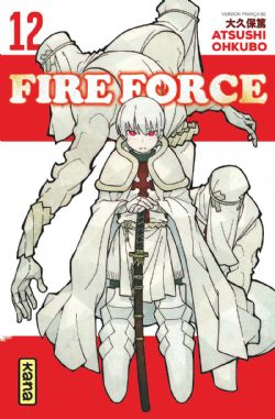 FIRE FORCE -  (FRENCH V.) 12